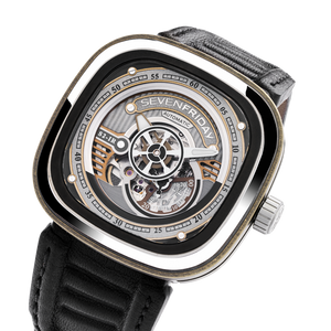SEVENFRIDAY S2/01: STEAM PUNK