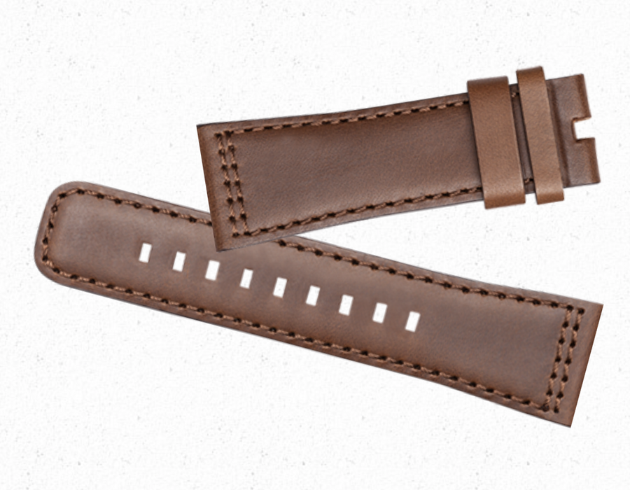 Brown Leather : V2/01 - The Independent Collective Watches