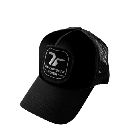 SEVENFRIDAY TRUCKER CAP - The Independent Collective Watches