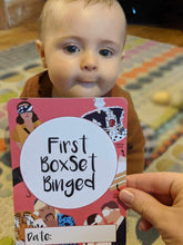 Load image into Gallery viewer, Funny Lockdown Baby Milestone Cards