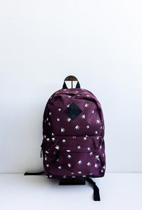 'Purple Haze' Backpack