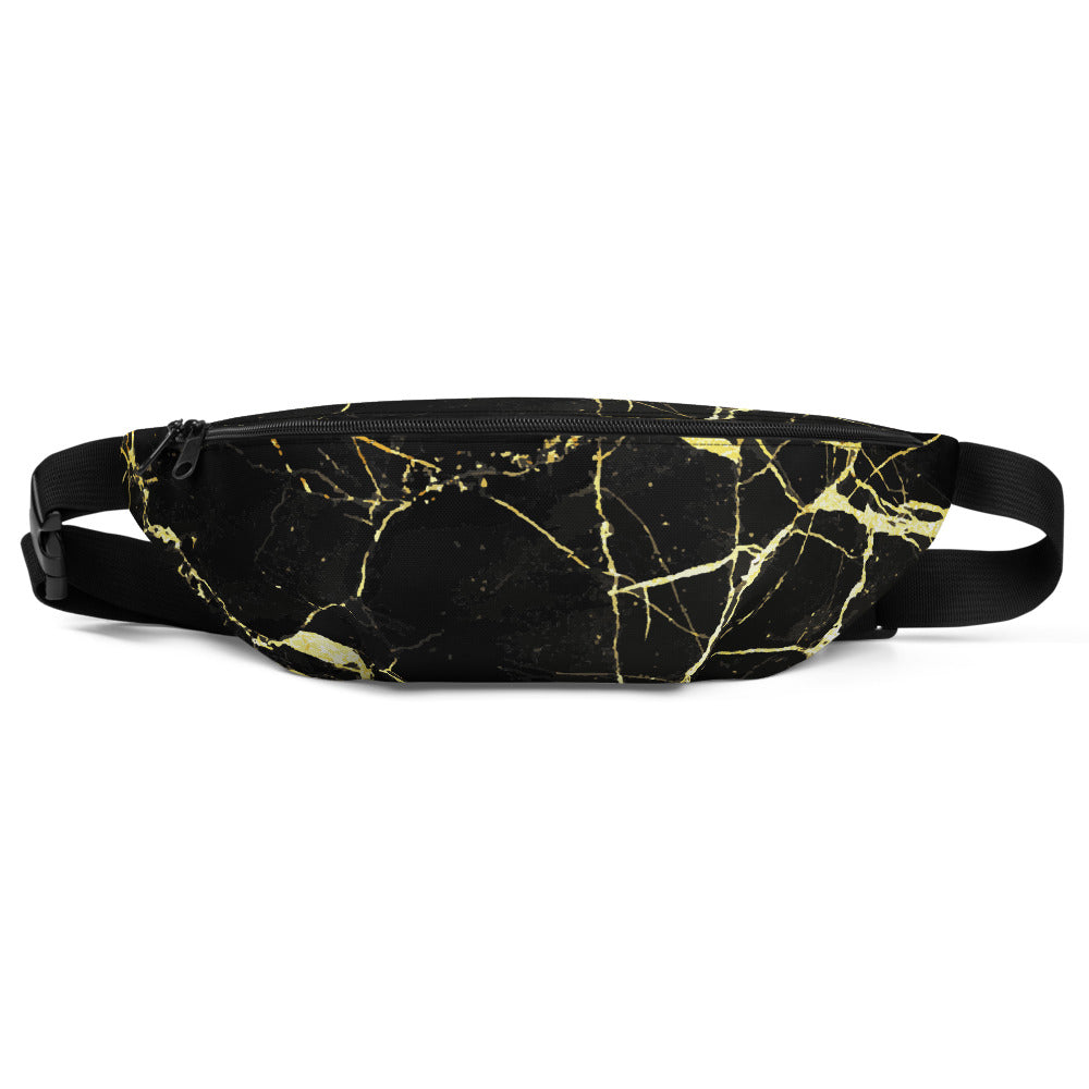 'Break It Up' Kintsugi Print Bum-Bag