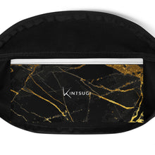 Load image into Gallery viewer, 'Break It Up' Kintsugi Print Bum-Bag