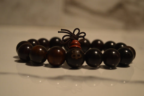 Beautiful natural wood bracelet