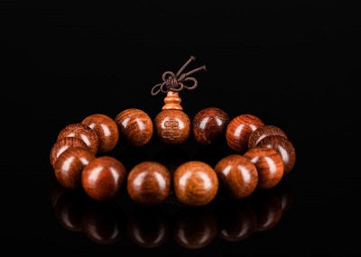 Rosewood Beads bracelet meaning