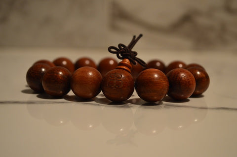 Rosewood natural wood bracelet
