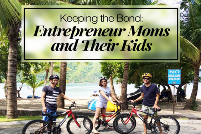 KEEPING THE BOND: ENTREPRENEUR MOMS AND THEIR KIDS