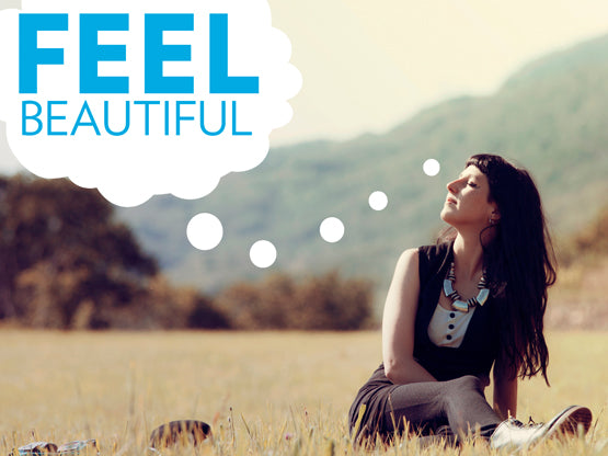TEN COMMANDMENTS ON HOW TO FEEL BEAUTIFUL EVERY DAY