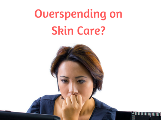 TIPS FOR WORKING MOMS: HOW AVOID OVERSPENDING ON SKIN CARE
