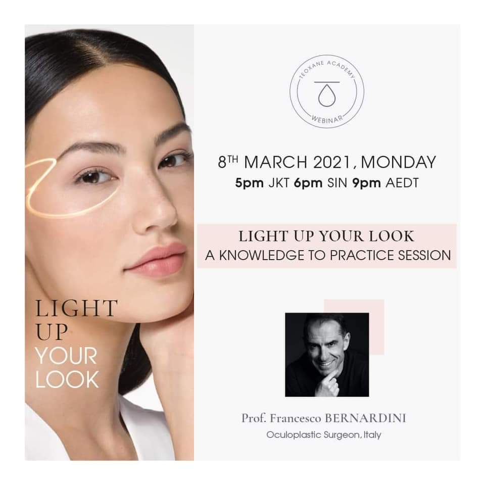 Light Up Your Look - A Knowledge to Practice Session