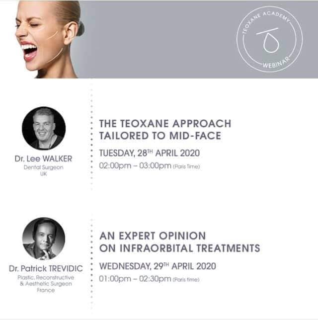 The Teoxane Approach - Tailored to Mid-Face and An Expert Opinion on Infraorbital Treatments
