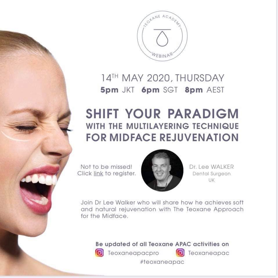 Shift Your Paradigm with the Multilayering Technique for Midface Rejuvenation