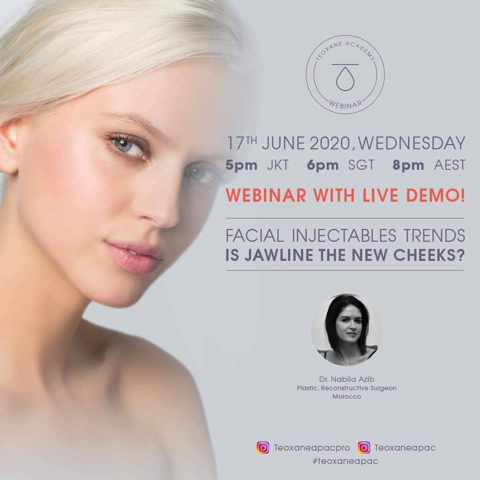 Facial Injectables Trends is Jawline the New Cheeks?