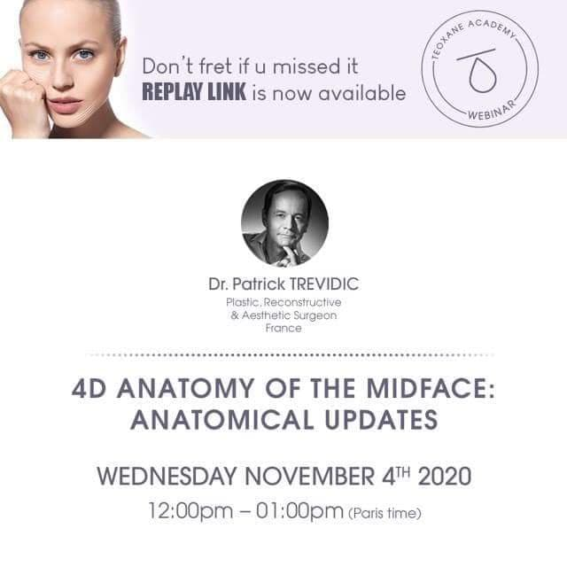4D Anatomy of the Midface: Anatomical Updates