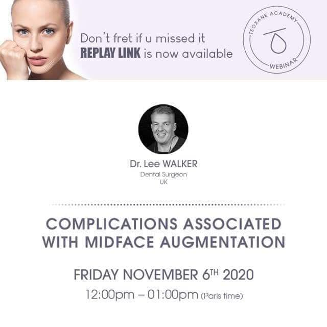 Complications Associated with Midface Augmentation