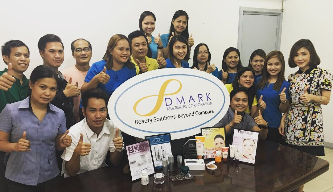 DMark group picture