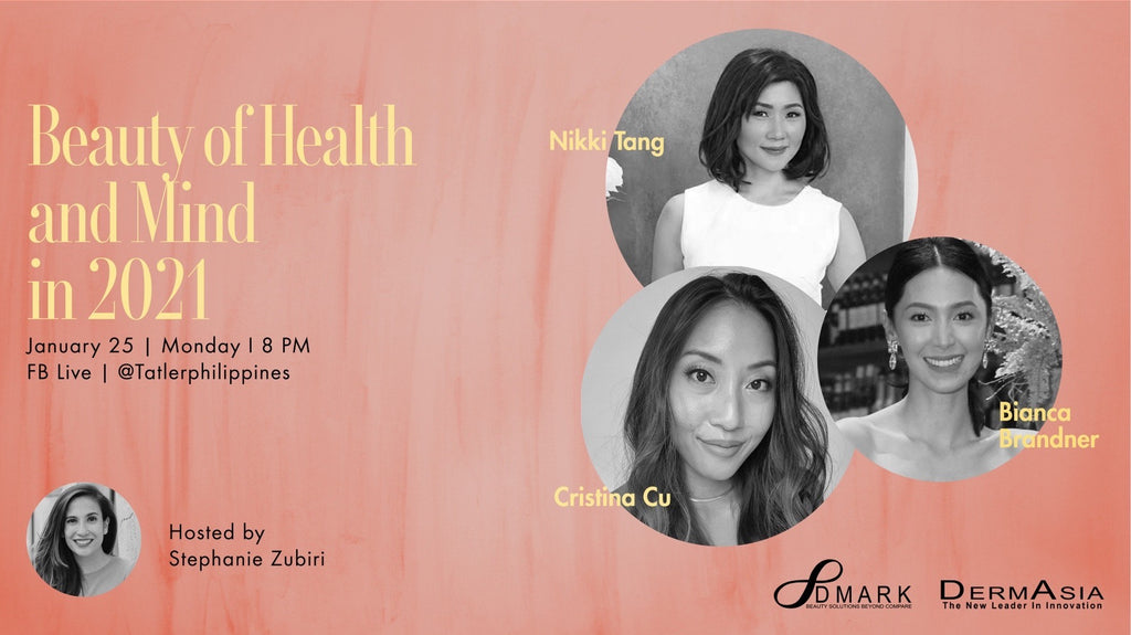 Tatler Philippines: Beauty of Health and Mind in 2021