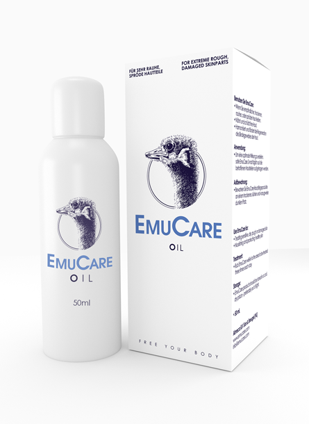 EmuCare Oil 50mL