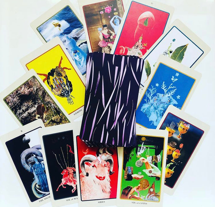 Tarot How To: Selecting A Deck