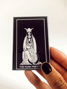 Priestess Magnets