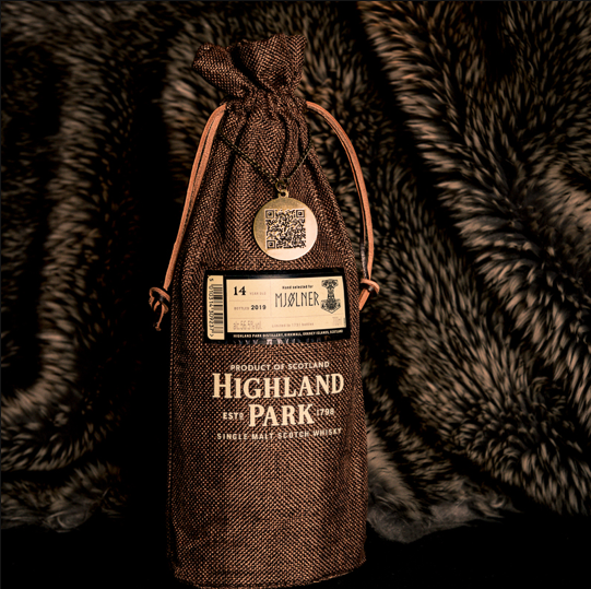 750ml Highland Park X Mjølner