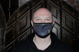 Mjølner - Small Hammer - Re-usable Cloth Face Mask