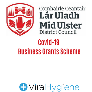 Mid Ulster District Council  Covid-19 Business Grants Scheme.