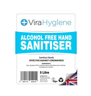 5 Litres Non Alcohol Sanitiser Liquid