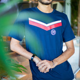 T-Shirt Stripes - ACTION/G9 - Navy
