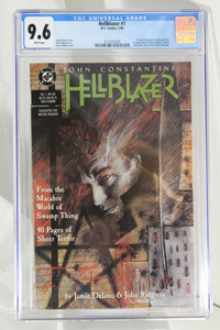 Hellblazer #1 - CGC 9.6 - 1st John Constantine in his own title
