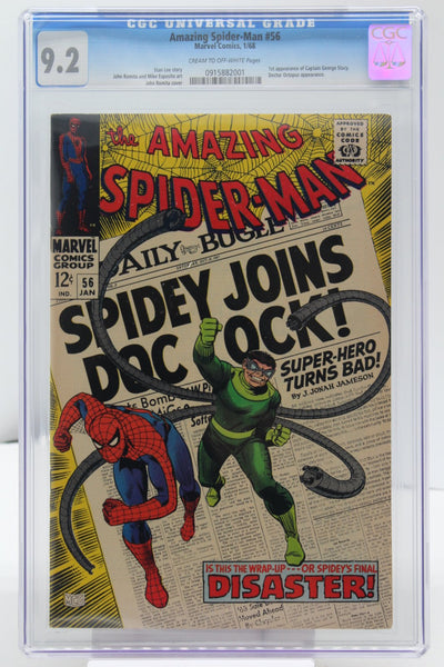 Amazing Spider-Man #56 - International Comic Exchange