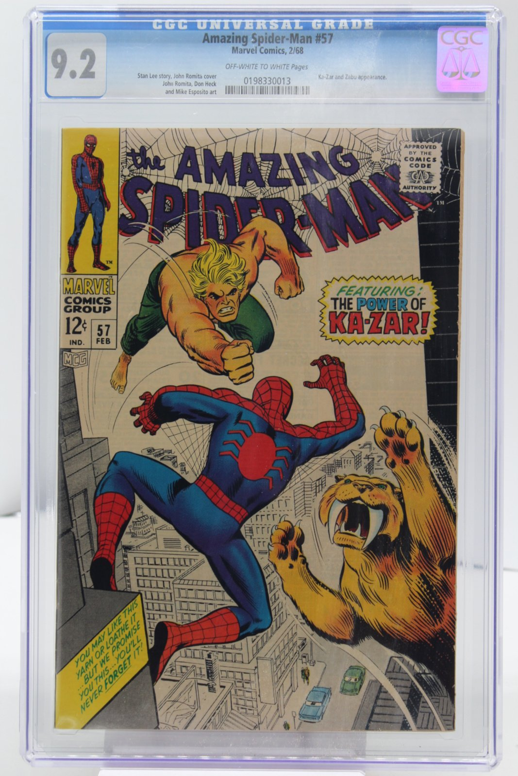 Amazing Spider-Man #57 - International Comic Exchange