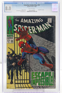 Amazing Spider-Man #65 - International Comic Exchange