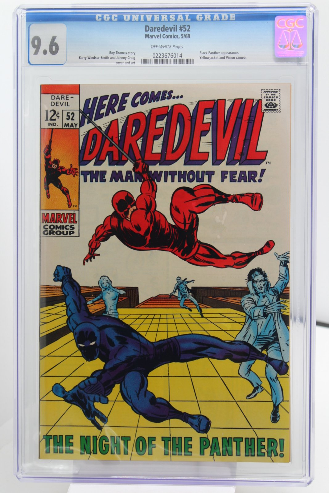 Daredevil #52 - International Comic Exchange