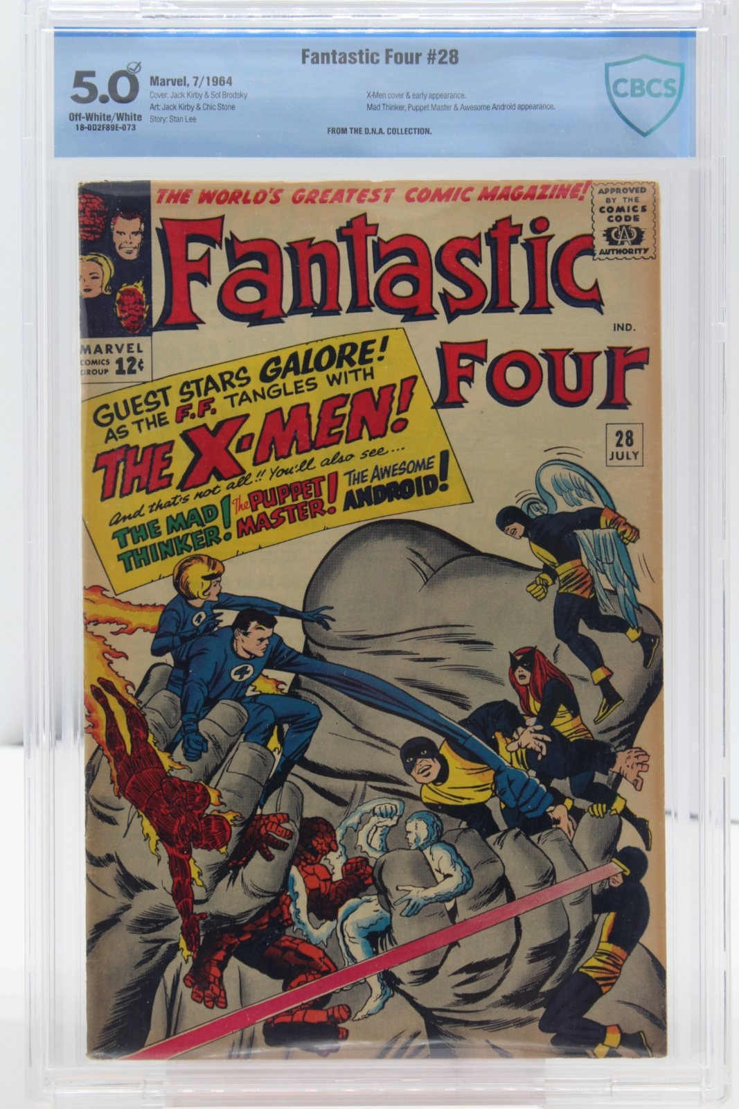 Fantastic Four #28 - International Comic Exchange
