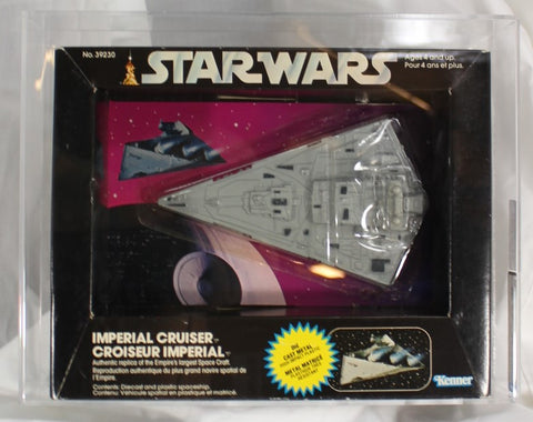 1979 - KENNER CANADA - STAR WARS - DIECAST VEHICLE SERIES - IMPERIAL CRUISER - DCA 80 NM