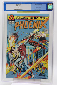 Phoenix #1 - CGC 9.6 - Origin of Pheonix