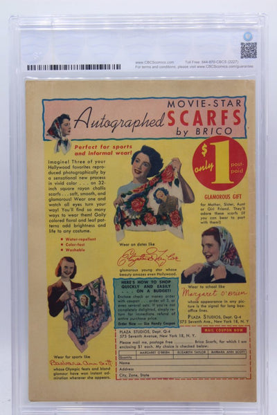Range Romances #3 - CBCS 8.0 - Photo cover