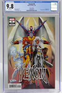 Venom #8 - Variant Edition CGC 9.8 White Pages