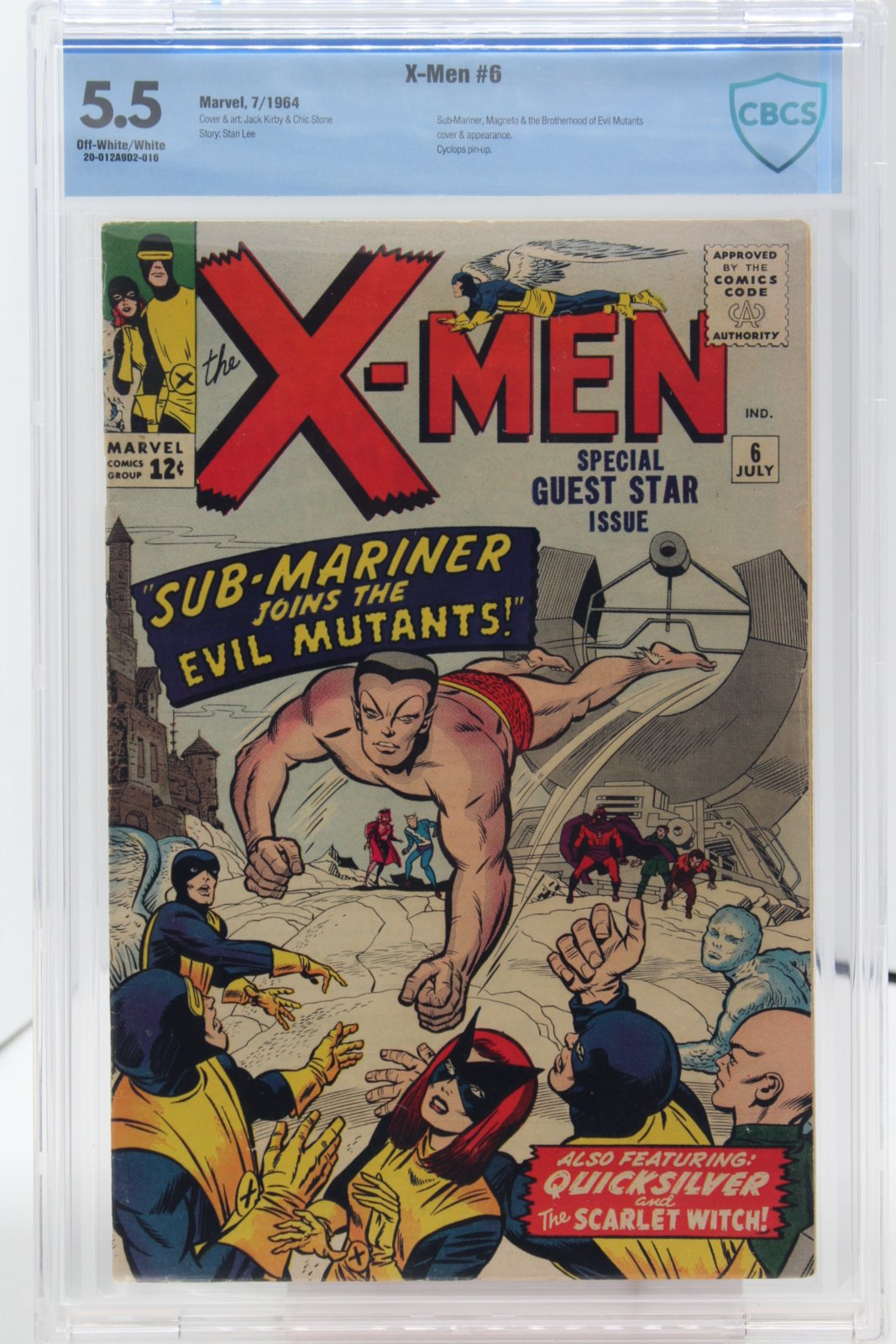 X-Men #6 - International Comic Exchange