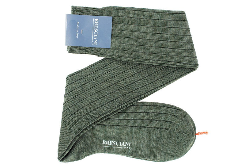 Green loden - Wool