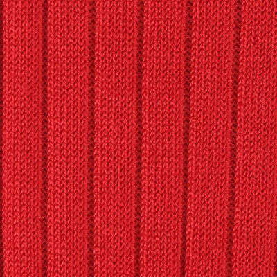 Red - Super-durable Cotton lisle