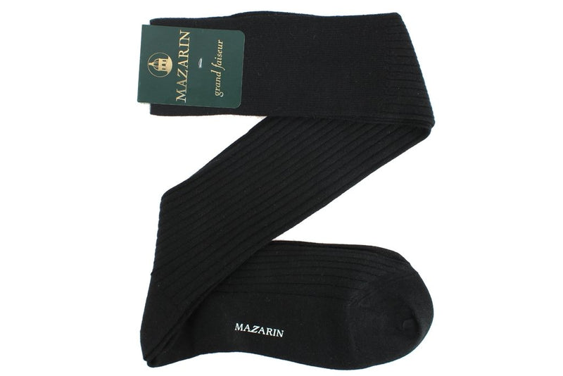 7 shades of black gift pack - Knee-high