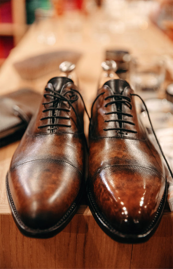 Shoe shining Workshop - November 10, 2020