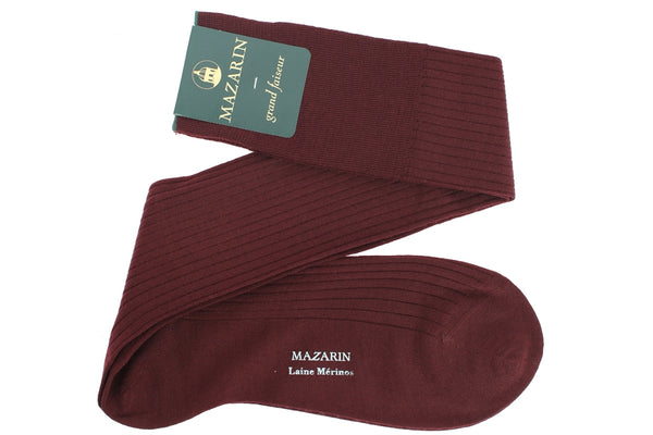 Bordeaux - Wool