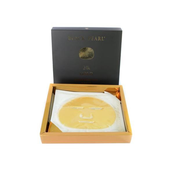 24K MIRACLE FACE MASK