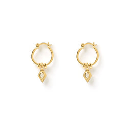 Beau Gold Earrings