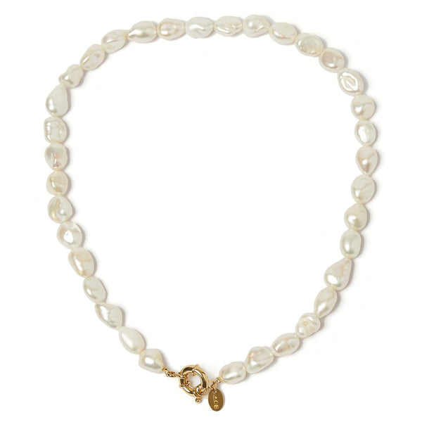 Cali Pearl Necklace