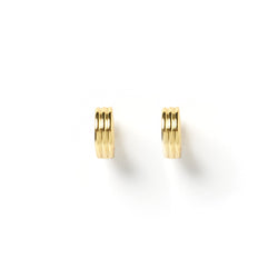 Effy Gold Huggie Earrings