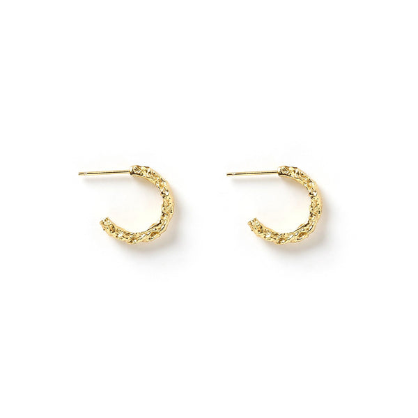 Golda Earring Stack